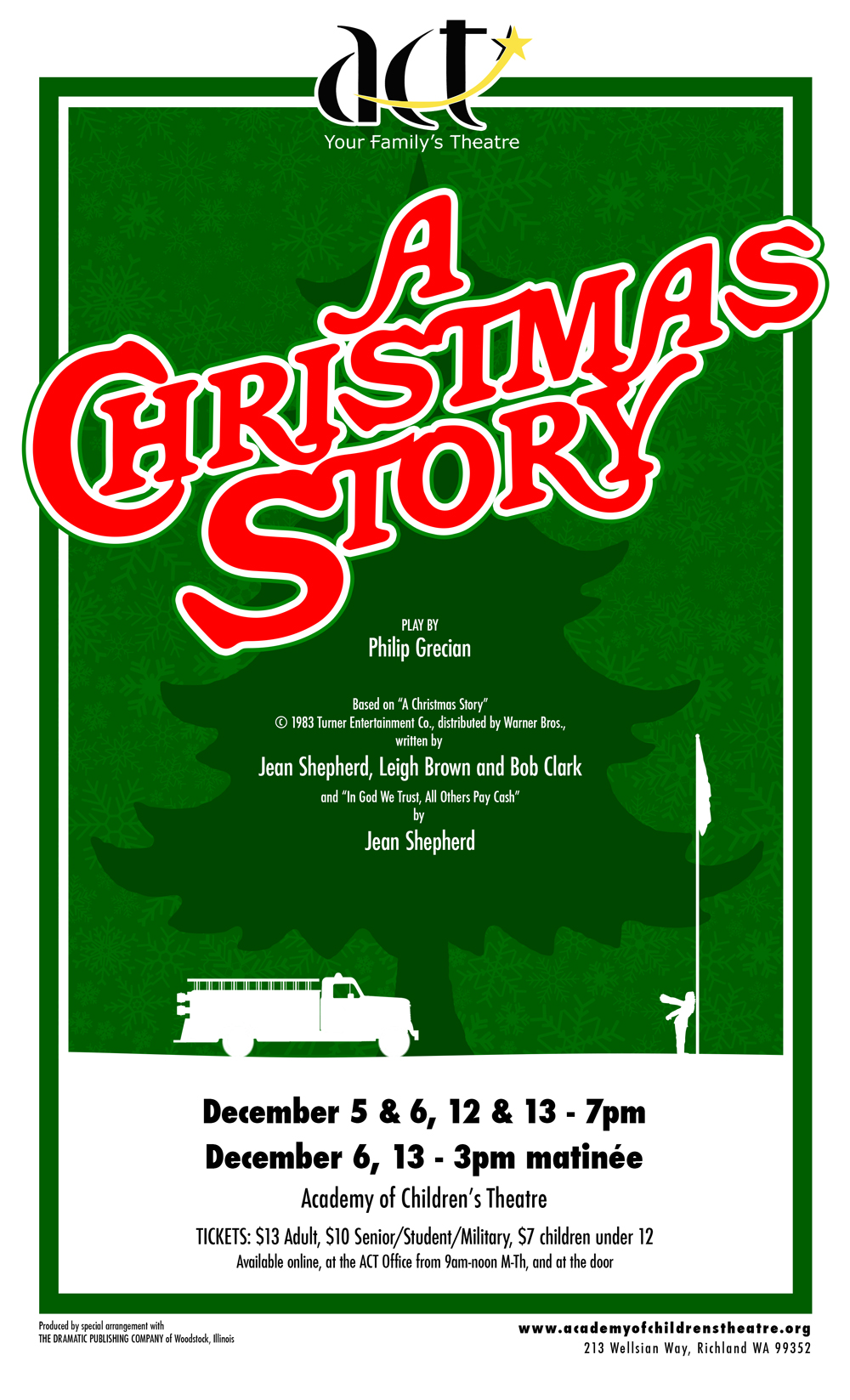 congratulations on making the cast of a christmas story this was one of the largest turnouts for a smaller sized cast if you did not make the cast list - When Did A Christmas Story Come Out