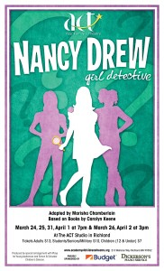 Nancy Drew Show Poster 2